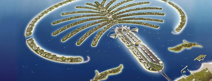 Palm Jumeirah is one of мой список.
