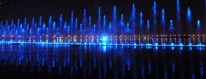 Al Majaz Waterfront واجهة المجاز المائية is one of мой список.