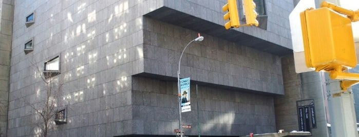 Whitney Museum of American Art is one of Museums.