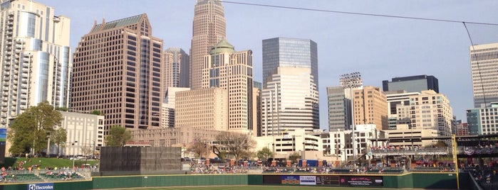 Exceptional BBu0026T Ballpark Is One Of The 15 Best Places With Scenic Views In Charlotte.