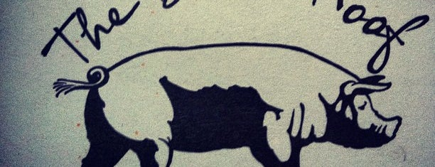 The Black Hoof is one of Toronto.