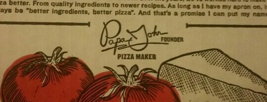 Papa John's Pizza is one of Top picks for Pizza Places.