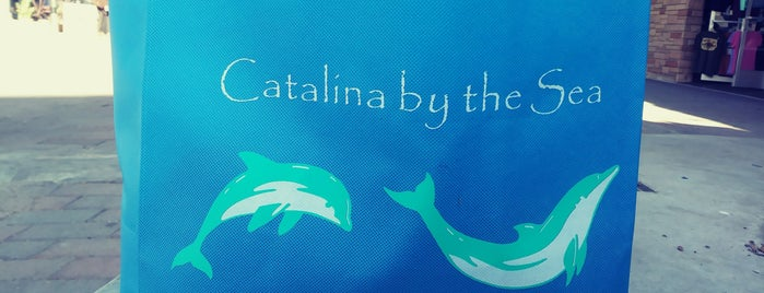 Catalina By The Sea is one of Recommendations from you to me 4square and 4cast.