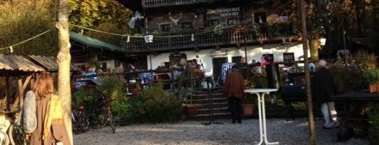 Buchscharner Seewirt is one of Essen am Starnberger See.