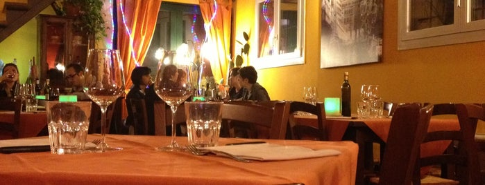 Taverna del Molino is one of preferiti.