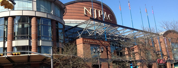 New Jersey Performing Arts Center (NJPAC) is one of The Nederlander Network.