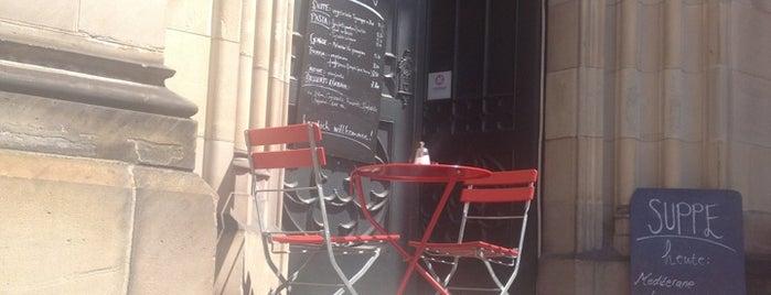 Café-Bar Elisabethen is one of basilea.