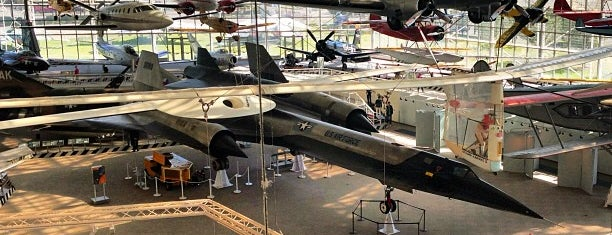 The Museum of Flight is one of Seattle To-Do's.