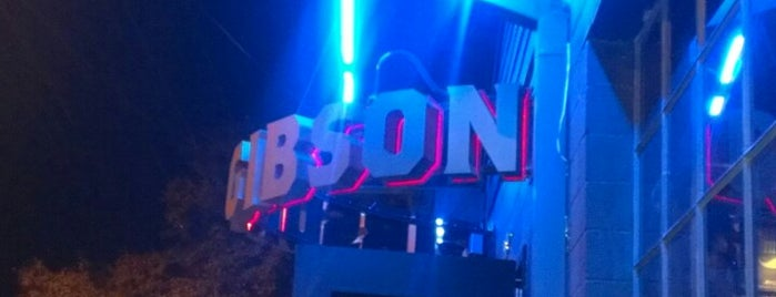 Gibson Bar is one of Clubs, Pubs & Nightlife in ATX.
