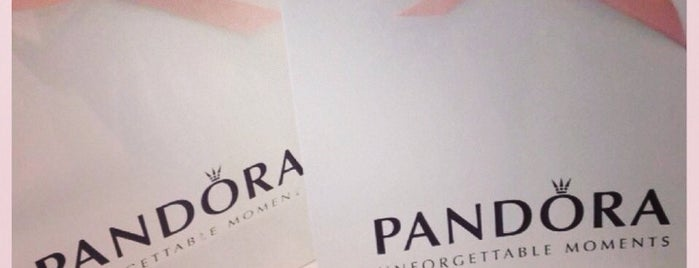 Pandora is one of Gurney Paragon.
