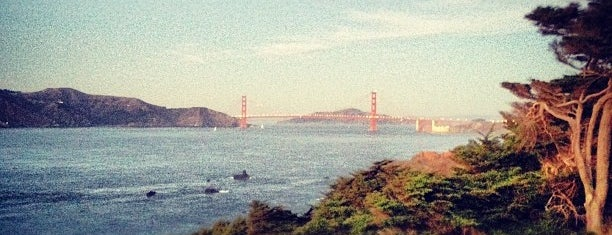 Lands End Lookout is one of SF Trails & Overlooks.