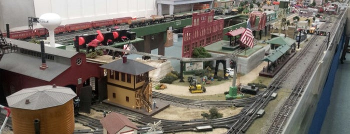 CHARLESTON AREA MODEL RAILROAD ASSOCIATION is one of Charleston, SC #visitUS.