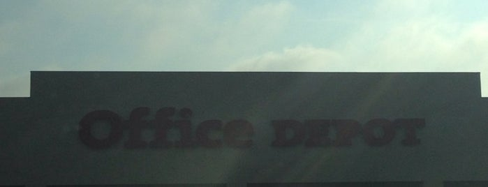 Office Depot is one of Place's I like.