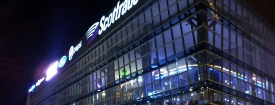 Scottrade Center is one of Meus lugares.