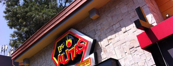 Las Alitas is one of Lugares para correr.