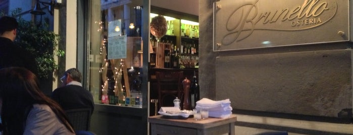 Osteria Brunello is one of Milan.