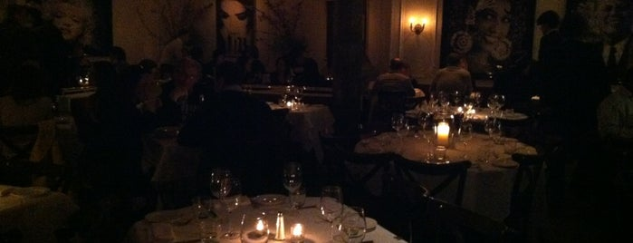 Beaumarchais is one of NYC Restaurants With Outdoor Seating.
