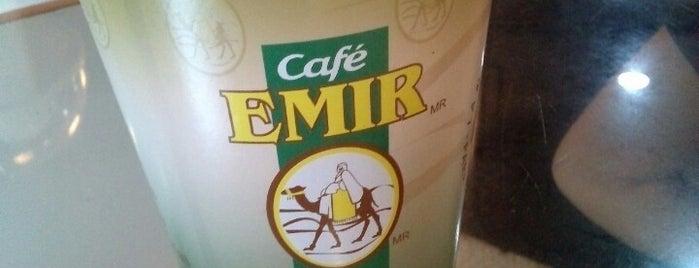 Café Emir is one of Bebidas No-Alcohólicas que Tienes que Probar.