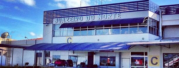 Aeroporto de Juazeiro do Norte / Orlando Bezerra de Menezes (JDO) is one of Aeroportos do Brasil.