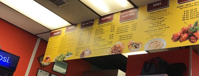 Kebab Platters is one of Halal Restaurants.