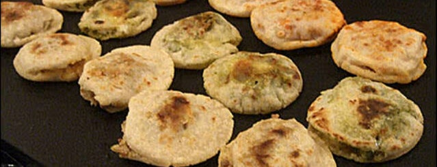 Gorditas de Morales is one of a probar.