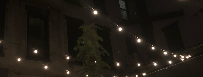 Aska is one of Michellin-Starred Restaurants in Manhattan 2018.