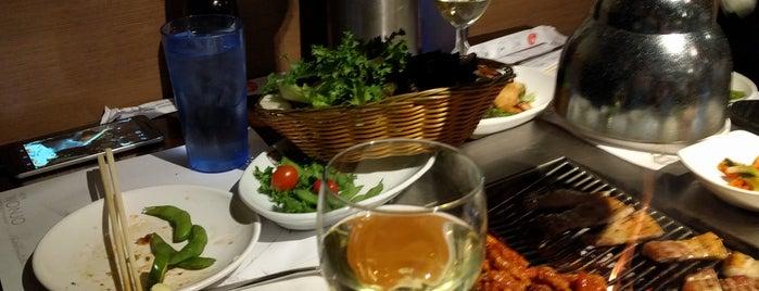 New Wonjo is one of Best 200 Spots to Eat in Manhattan.