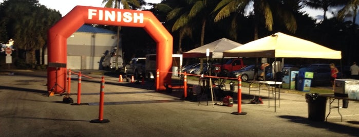 AVDA 5K Delray Beach is one of Delray.