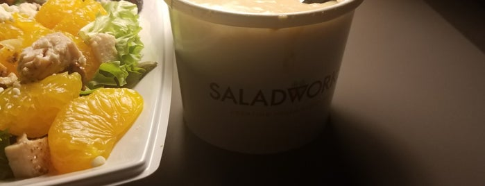 Saladworks is one of The 7 Best Salad Places in Philadelphia.