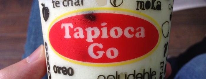 Tapioca Go Naciones Unidas is one of Gula.