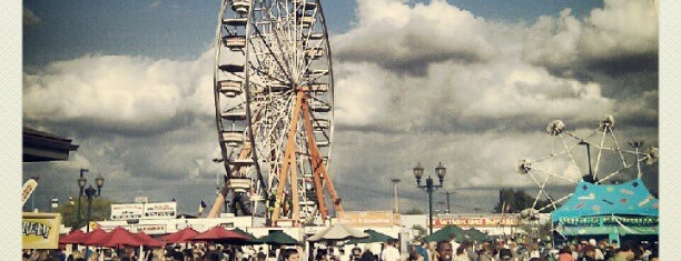 Washington State Fair & Events Center is one of Favorite Great Outdoors.