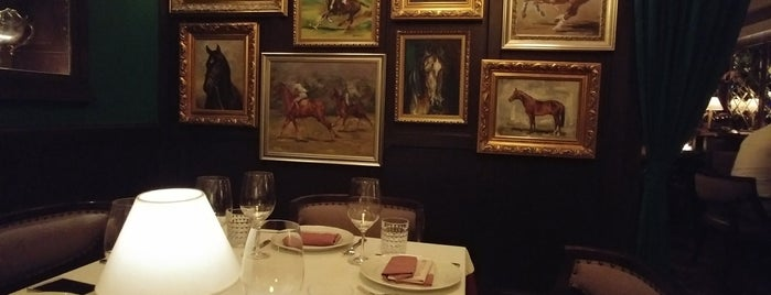 Buenos Aires Polo Club is one of Hk fav restaurant list.