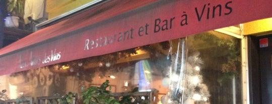 Aux amis des vins is one of 洋食.