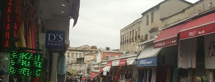 Mahmutpaşa is one of İstanbul Avrupa Yakası #2 🍁🍃.
