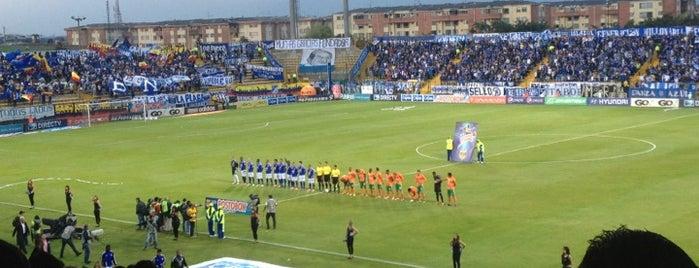 Estadio Metropolitano de Techo is one of Venues....