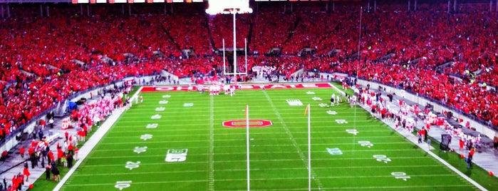 College Football Stadiums