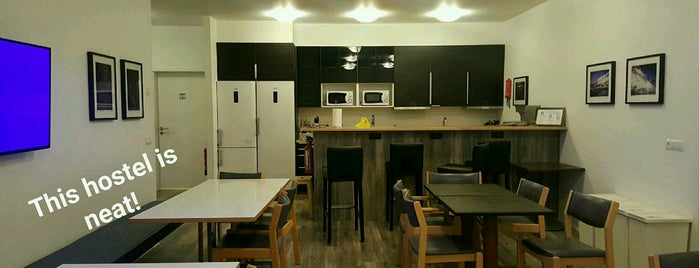 Bakki Hostel & Apartments is one of HI Iceland - Hostels around Iceland.