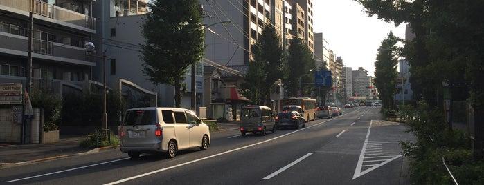 富士見坂 is one of 坂道.
