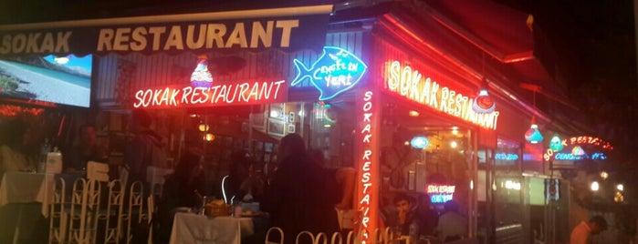 Sokak Restaurant Cengizin Yeri is one of Acil Durum Listesi.
