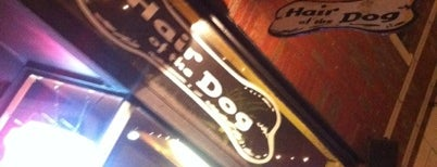 Hair of the Dog is one of Pubs/Bars.