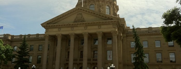 Alberta Legislature is one of Canada Favorites.