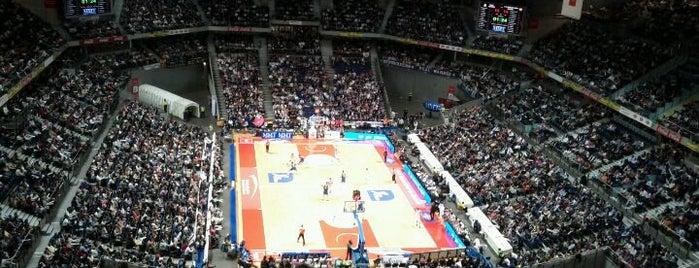 Wizink Center - Palacio de Deportes de la Comunidad de Madrid is one of Conoce Madrid.