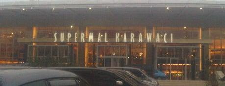 Supermal Karawaci is one of Malls in Jabodetabek.