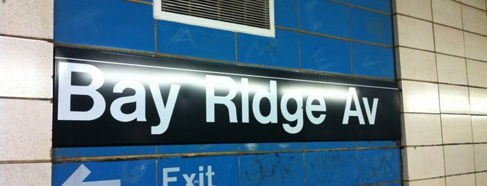 MTA Subway - Bay Ridge Ave (R) is one of Subway Stations.