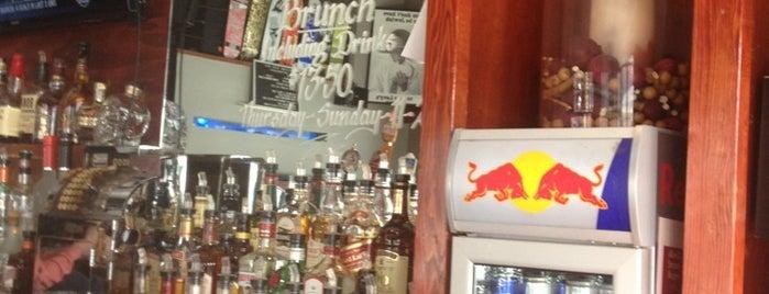 Epstein's Bar is one of Manhattan Haunts.