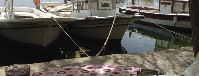 Tarihi Yalı Kahvesi is one of lezzet turu...