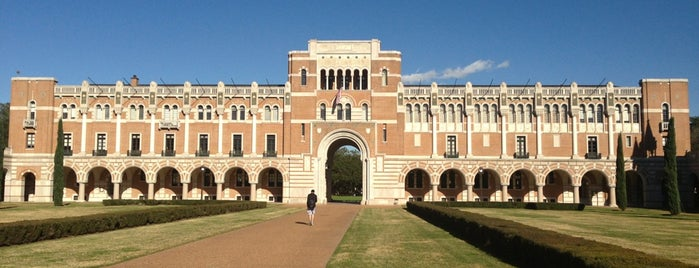 Rice University is one of NCAA Division I FBS Football Schools.