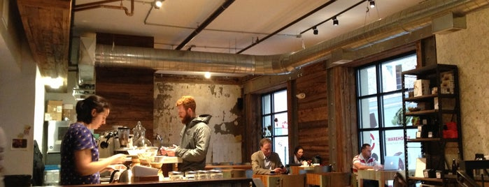 Elixr Coffee Roasters is one of Philadelphia's Best Coffee - 2013.