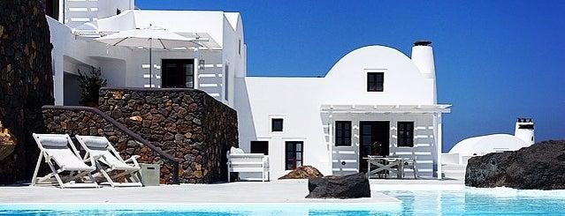 Infinity Pool at Aenaon Villas is one of Bucket List ☺.