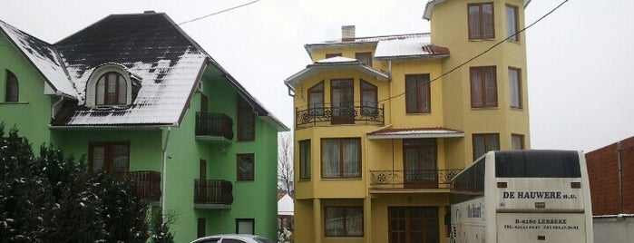 "Готель ""Альфа"" is one of Hotels I've lived in."